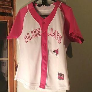 Genuine Merchandise Majestic Ladies Jays
